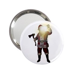 Santa Killer 2 25  Handbag Mirrors
