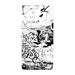 Graffiti Samsung Galaxy Alpha Hardshell Back Case by Valentinaart