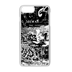 Graffiti Apple Iphone 8 Plus Seamless Case (white)