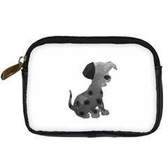 Dalmation Digital Camera Leather Case by InspiredShadows