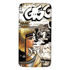 Cleopatra Samsung Galaxy S5 Back Case (white) by Valentinaart