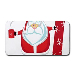 Christmas Santa Claus Medium Bar Mats