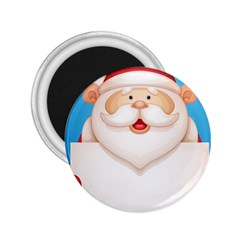 Christmas Santa Claus Letter 2 25  Magnets