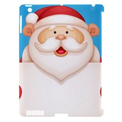 Christmas Santa Claus Letter Apple Ipad 3/4 Hardshell Case (compatible With Smart Cover) by Alisyart