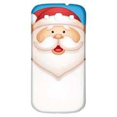 Christmas Santa Claus Letter Samsung Galaxy S3 S Iii Classic Hardshell Back Case by Alisyart