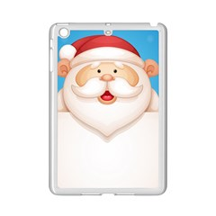 Christmas Santa Claus Letter Ipad Mini 2 Enamel Coated Cases