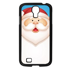 Christmas Santa Claus Letter Samsung Galaxy S4 I9500/ I9505 Case (black)