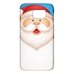 Christmas Santa Claus Letter Galaxy S6