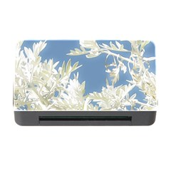 Nature Pattern Memory Card Reader With Cf by dflcprintsclothing