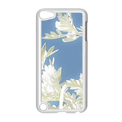 Nature Pattern Apple Ipod Touch 5 Case (white) by dflcprintsclothing