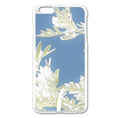 Nature Pattern Apple Iphone 6 Plus/6s Plus Enamel White Case by dflcprintsclothing