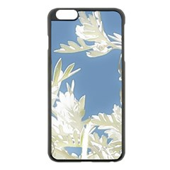 Nature Pattern Apple Iphone 6 Plus/6s Plus Black Enamel Case by dflcprintsclothing