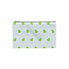 Christmas Tree Green Cosmetic Bag (small)  by Alisyart