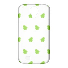 Christmas Tree Green Samsung Galaxy S4 Classic Hardshell Case (pc+silicone)