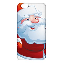Christmas Santa Claus Snow Red White Iphone 6 Plus/6s Plus Tpu Case by Alisyart