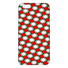 Christmas Star Red Green Iphone 6 Plus/6s Plus Tpu Case by Alisyart
