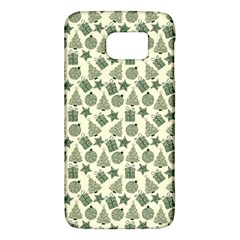 Christmas Pattern Gif Star Tree Happy Galaxy S6 by Alisyart