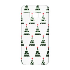 Christmas Tree Green Star Red Samsung Galaxy S8 Hardshell Case  by Alisyart