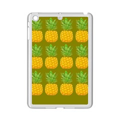Fruite Pineapple Yellow Green Orange Ipad Mini 2 Enamel Coated Cases
