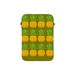 Fruite Pineapple Yellow Green Orange Apple Ipad Mini Protective Soft Cases