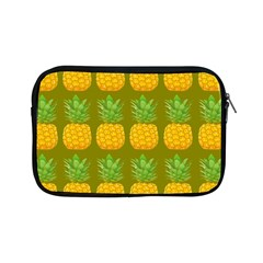 Fruite Pineapple Yellow Green Orange Apple Ipad Mini Zipper Cases by Alisyart