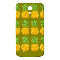 Fruite Pineapple Yellow Green Orange Samsung Galaxy Mega I9200 Hardshell Back Case by Alisyart