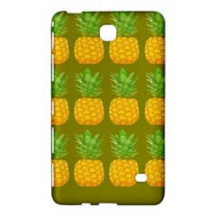 Fruite Pineapple Yellow Green Orange Samsung Galaxy Tab 4 (8 ) Hardshell Case  by Alisyart