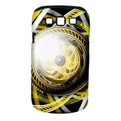 Incredible Eye Of A Yellow Construction Robot Samsung Galaxy S Iii Classic Hardshell Case (pc+silicone) by jayaprime