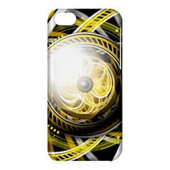 Incredible Eye Of A Yellow Construction Robot Apple Iphone 5c Hardshell Case by jayaprime