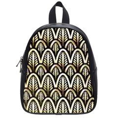 Art Deco School Bag (small) by 8fugoso