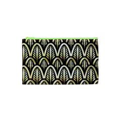 Art Deco Cosmetic Bag (xs) by 8fugoso