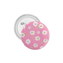 Pink Flowers 1 75  Buttons by 8fugoso