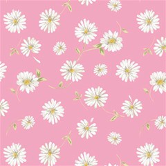 Pink Flowers Canvas 12  X 12   by 8fugoso
