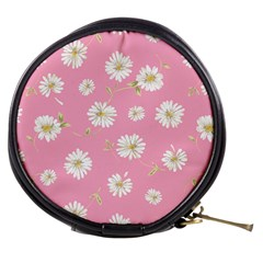 Pink Flowers Mini Makeup Bags by 8fugoso