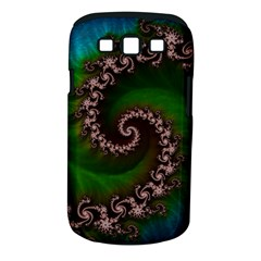 Benthic Saltlife Fractal Tribute For Reef Divers Samsung Galaxy S Iii Classic Hardshell Case (pc+silicone) by jayaprime
