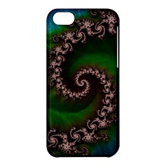 Benthic Saltlife Fractal Tribute For Reef Divers Apple Iphone 5c Hardshell Case by jayaprime