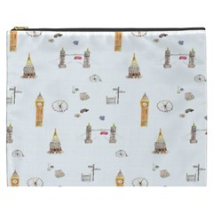 Graphics Tower City Town Cosmetic Bag (xxxl)