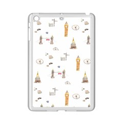 Graphics Tower City Town Ipad Mini 2 Enamel Coated Cases