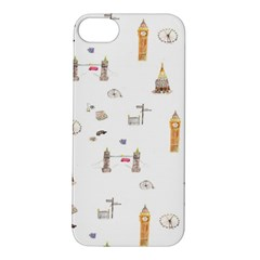 Graphics Tower City Town Apple Iphone 5s/ Se Hardshell Case