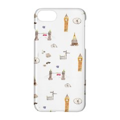 Graphics Tower City Town Apple Iphone 8 Hardshell Case