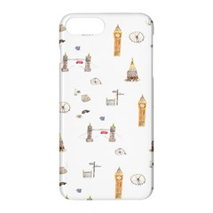 Graphics Tower City Town Apple Iphone 8 Plus Hardshell Case