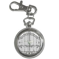 Inspirative Iron Gate Fence Key Chain Watches by Alisyart