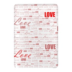 Love Heart Valentine Pink Red Romantic Samsung Galaxy Tab Pro 12 2 Hardshell Case by Alisyart
