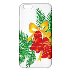 New Year Christmas Bells Tree Iphone 6 Plus/6s Plus Tpu Case by Alisyart