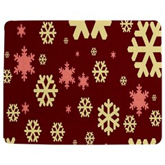 Snowflake Winter Illustration Colour Jigsaw Puzzle Photo Stand (rectangular)