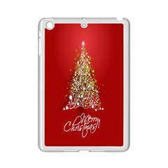 Tree Merry Christmas Red Star Ipad Mini 2 Enamel Coated Cases