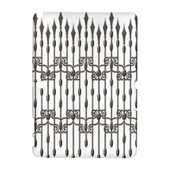 Iron Fence Grey Strong Galaxy Note 1 by Alisyart