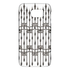 Iron Fence Grey Strong Galaxy S6