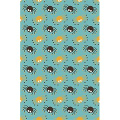 Spider Grey Orange Animals Cute Cartoons 5 5  X 8 5  Notebooks