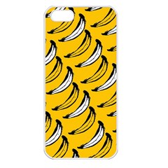 Fruit Bananas Yellow Orange White Apple Iphone 5 Seamless Case (white) by Alisyart